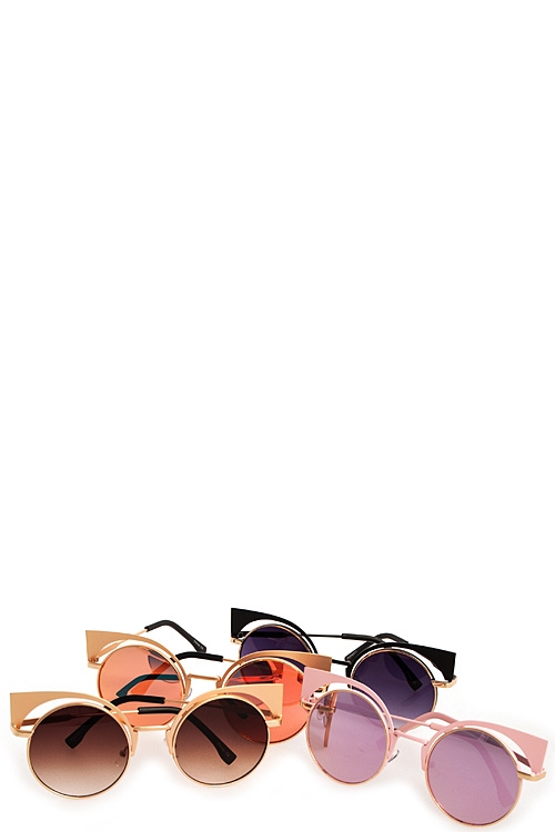Designer Cat Eye Sunglasses - orangeshine.com
