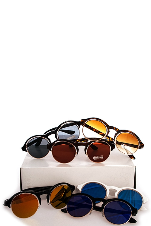 Designer Retro Sunglasses - orangeshine.com