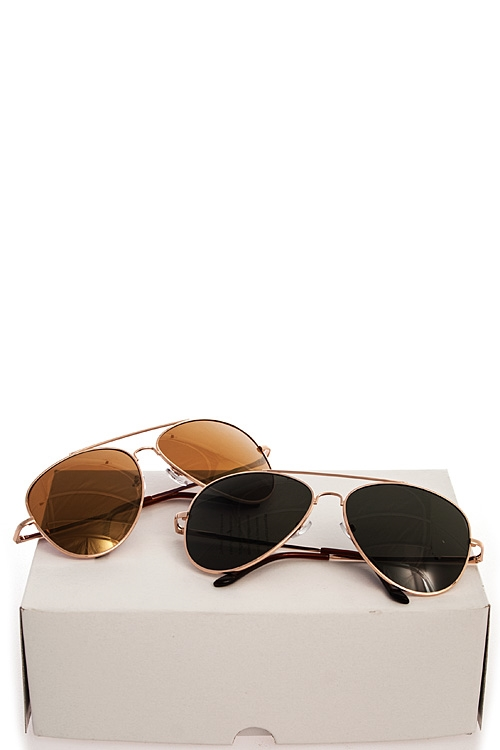 Designer Aviator Sunglasses - orangeshine.com