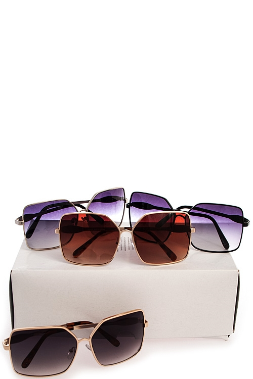 Fashion Aviator Sunglasses - orangeshine.com