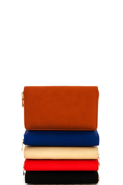 Chic Fashion Long Wallet Bulk - orangeshine.com