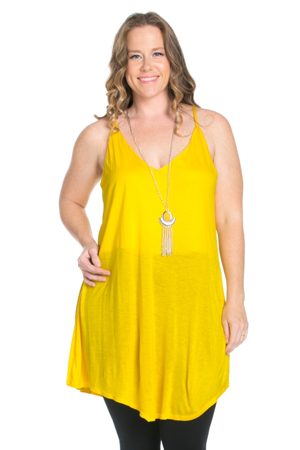 TOP WITH NECKLACE - orangeshine.com