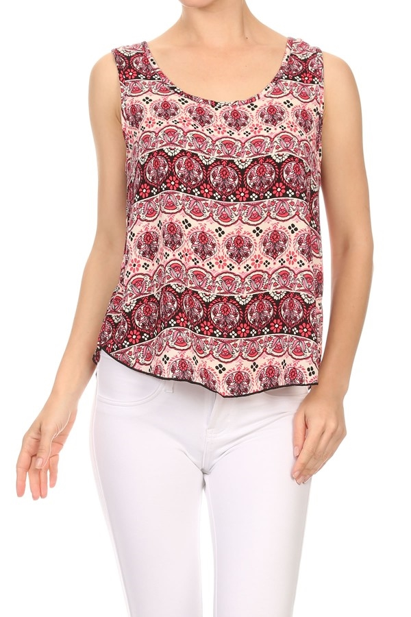 Bohemian gypsy Tops USA - orangeshine.com