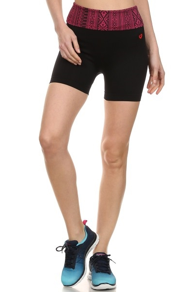 Black Running Shorts Nylon - orangeshine.com