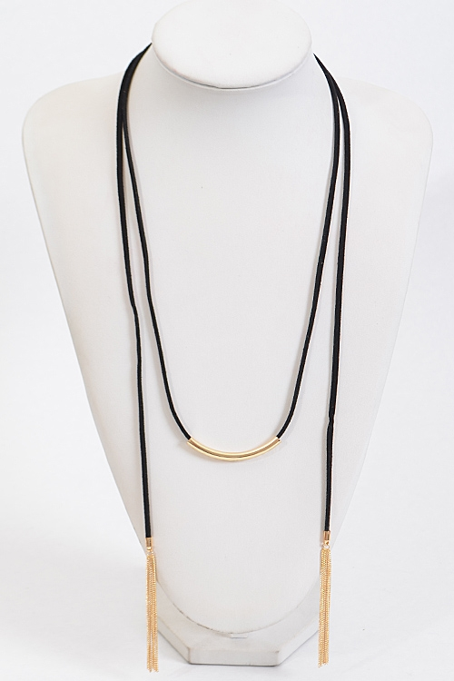 Wrap Around Necklace - orangeshine.com