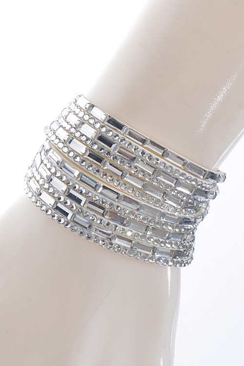 Rectangle Shaped Bracelet - orangeshine.com