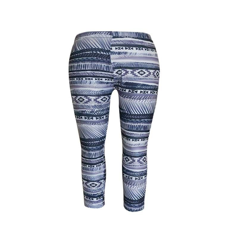 KId Leggings Tribal Aztec Girl - orangeshine.com
