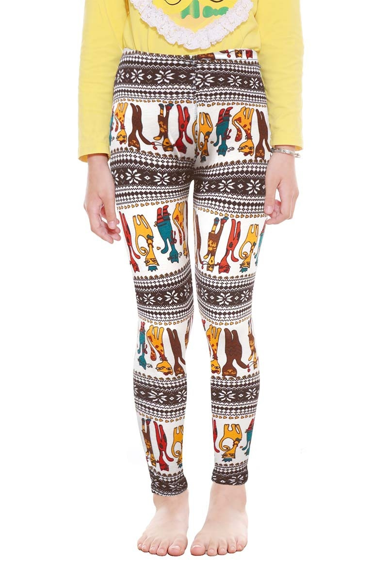 Aristocat Kids Leggings Girls - orangeshine.com