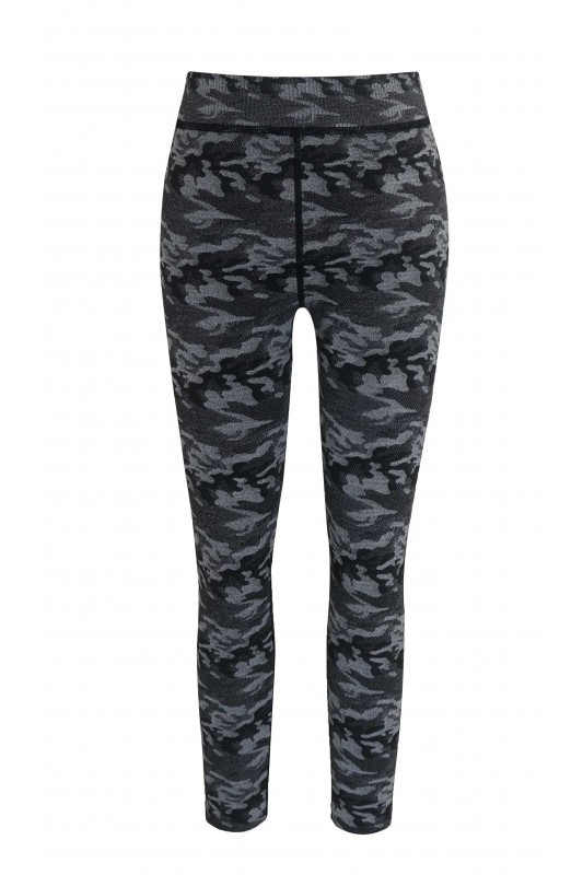 Kids Sports Leggings Army Camo - orangeshine.com