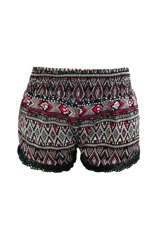Big Children Shorts Aztec - orangeshine.com