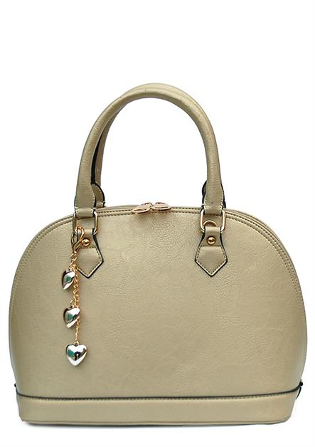 TRIPLE HEART SATCHEL BAGS - orangeshine.com