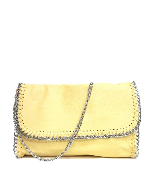 Chain Convertible Bag - orangeshine.com