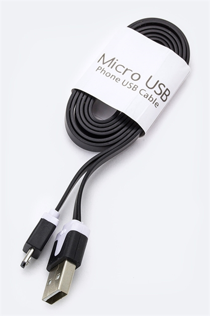 Micro USB Cable For Android - orangeshine.com