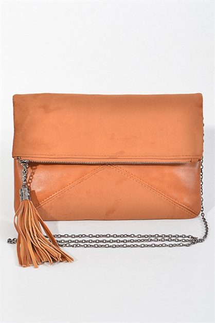 Shiny Flippable Tassel Chain - orangeshine.com