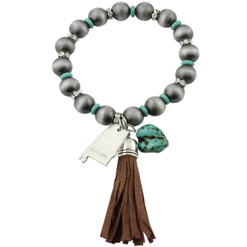 Alabama Navajo with Tassel - orangeshine.com
