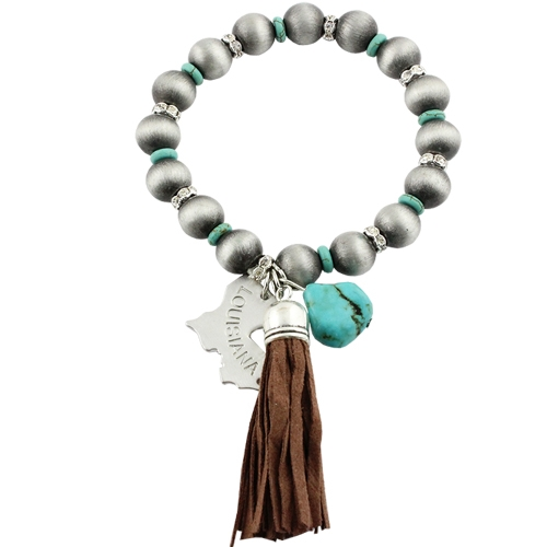 Louisiana Navajo with Tassel - orangeshine.com
