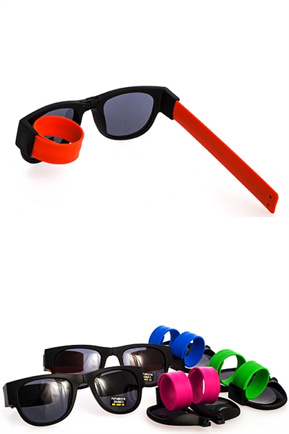 Designer Foldable Sunglasses - orangeshine.com