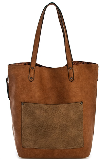 Designer Reversible Tote Bag - orangeshine.com
