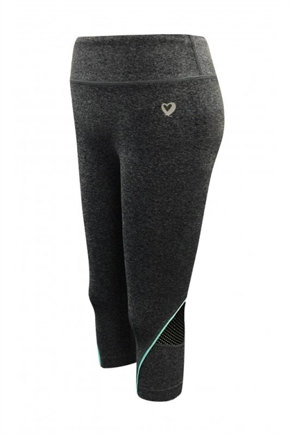 Kids Active Capri Leggings  - orangeshine.com