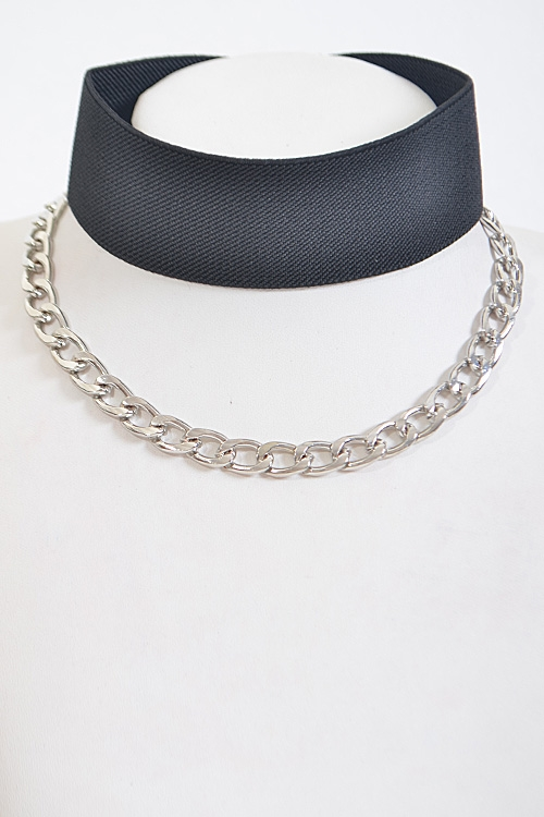 Simple Thin Choker - orangeshine.com