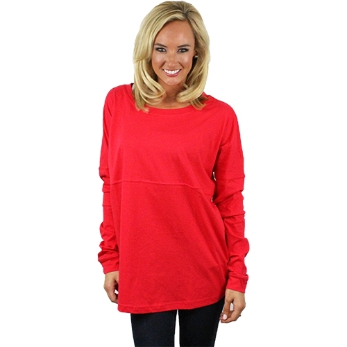 Spirit Jersey Long Sleeve - orangeshine.com
