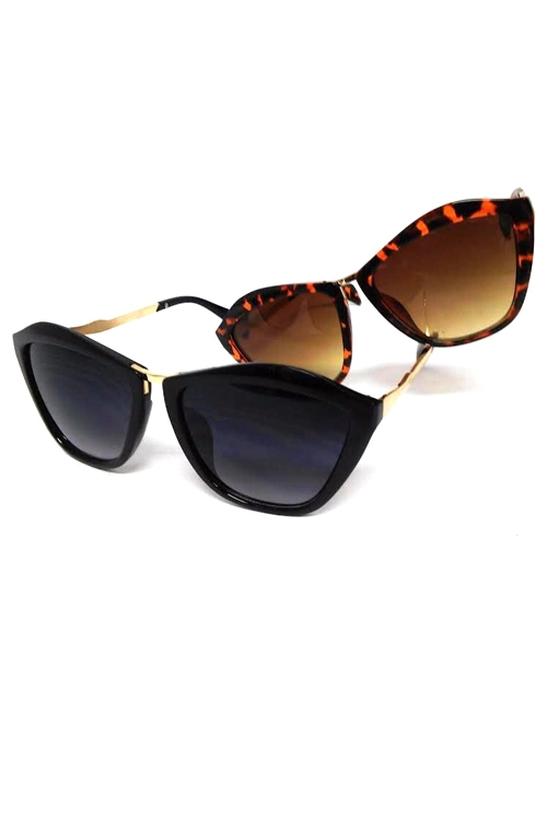 Iconic Frame Fashion Sunglasse - orangeshine.com