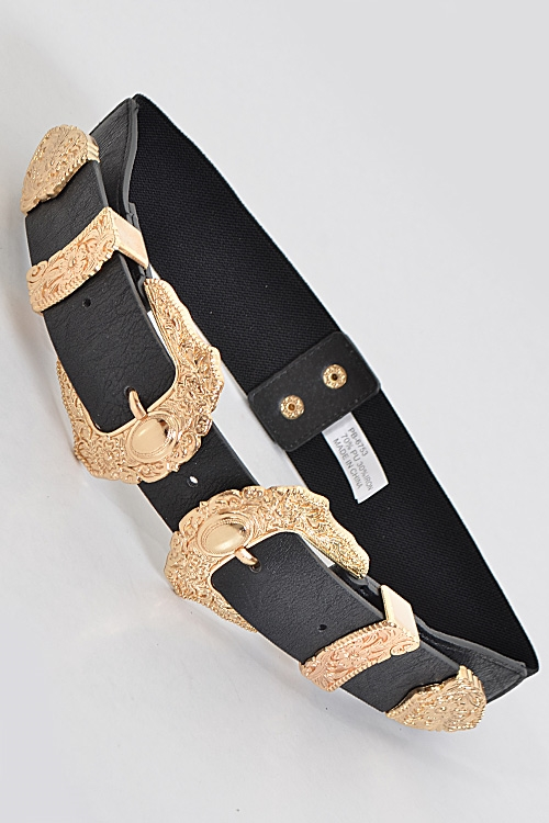 Antique Inspired Belt  - orangeshine.com