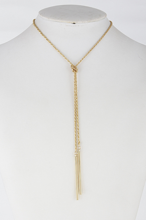 Elegant Tassel Necklace - orangeshine.com