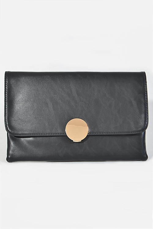 Simple Smooth Clutch With - orangeshine.com