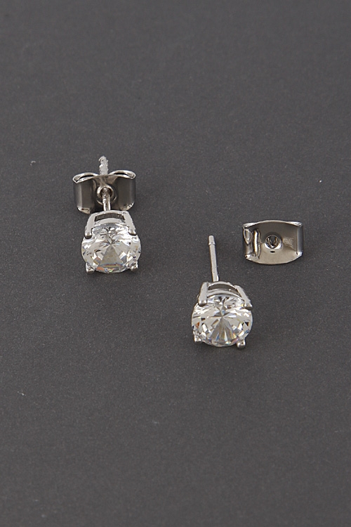 Formal Rhinestone Earrings - orangeshine.com