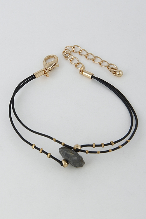 Thin String Bracelet - orangeshine.com