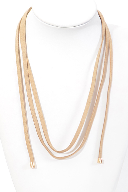 Daily Wrap Around Necklace - orangeshine.com