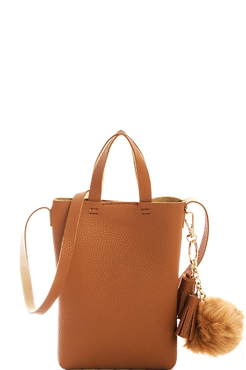 Street Level Crossbody Bag - orangeshine.com