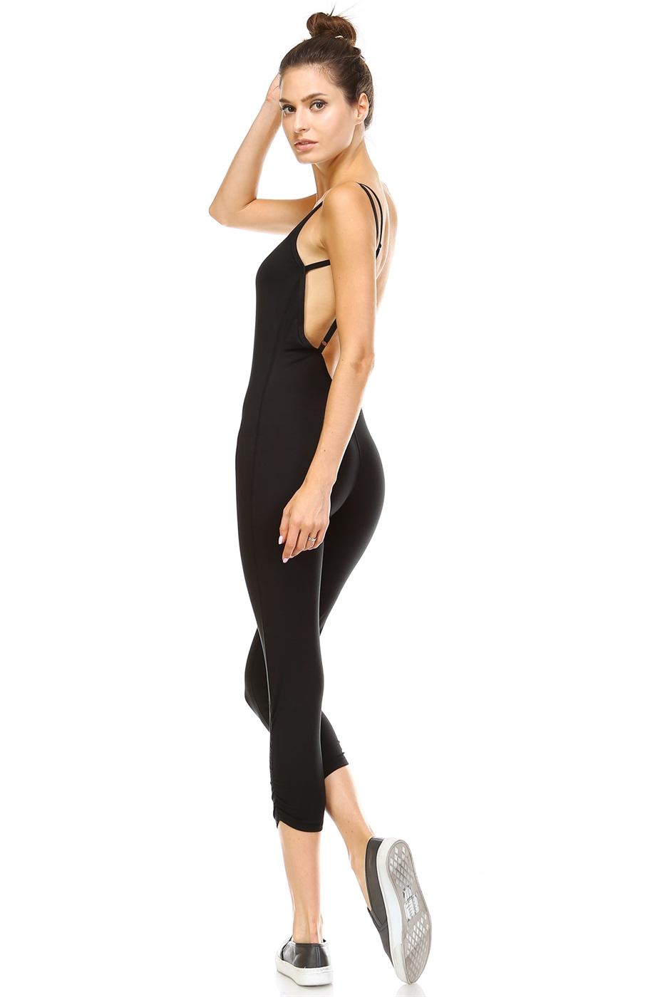 OPEN BACK BODYSUIT - orangeshine.com