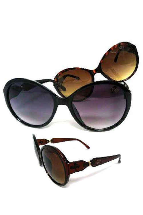 Fashion Oval Sunglasses - orangeshine.com
