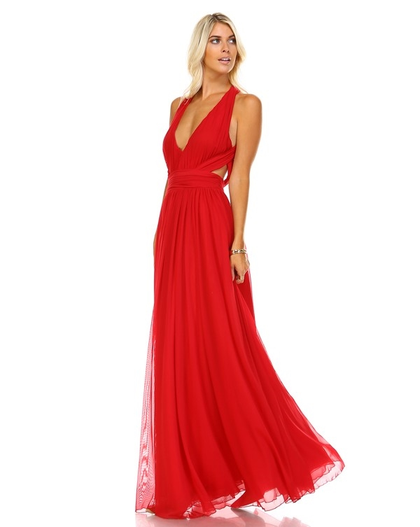Long Dress - orangeshine.com