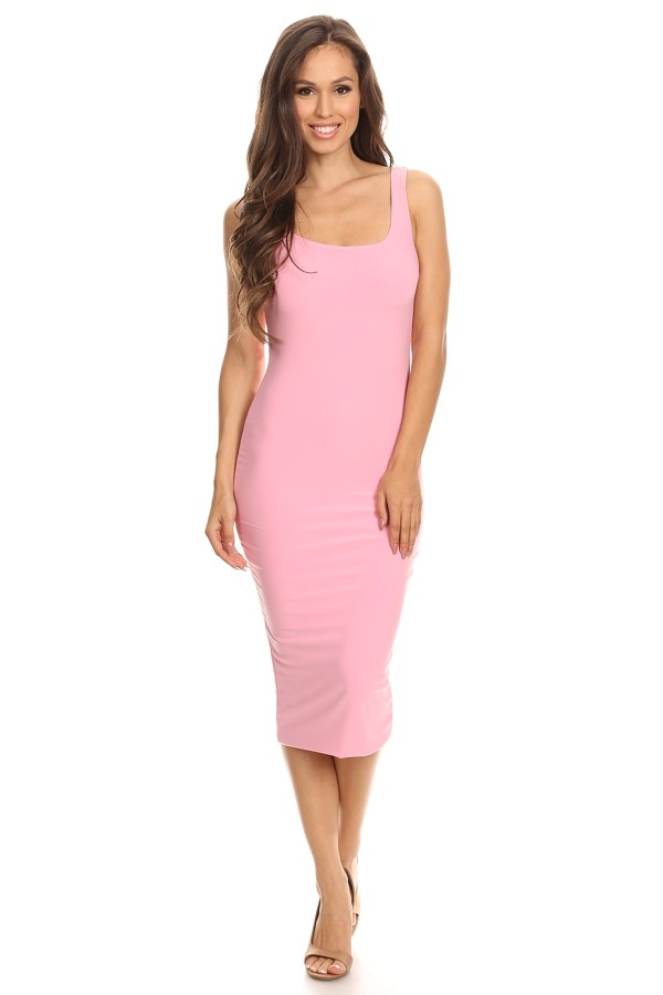Bodycon Dress - orangeshine.com