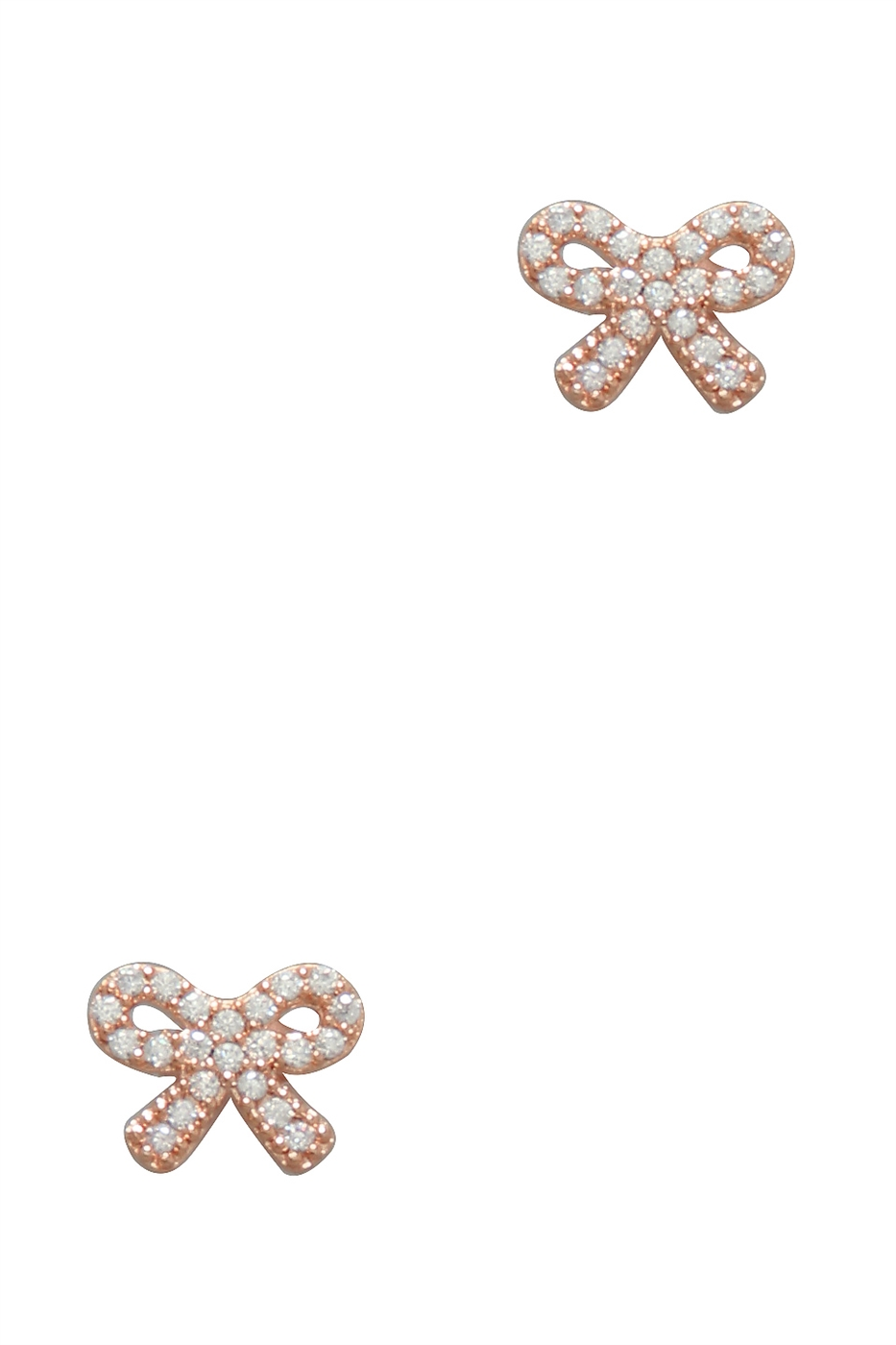 TINY BOW EARRING - orangeshine.com