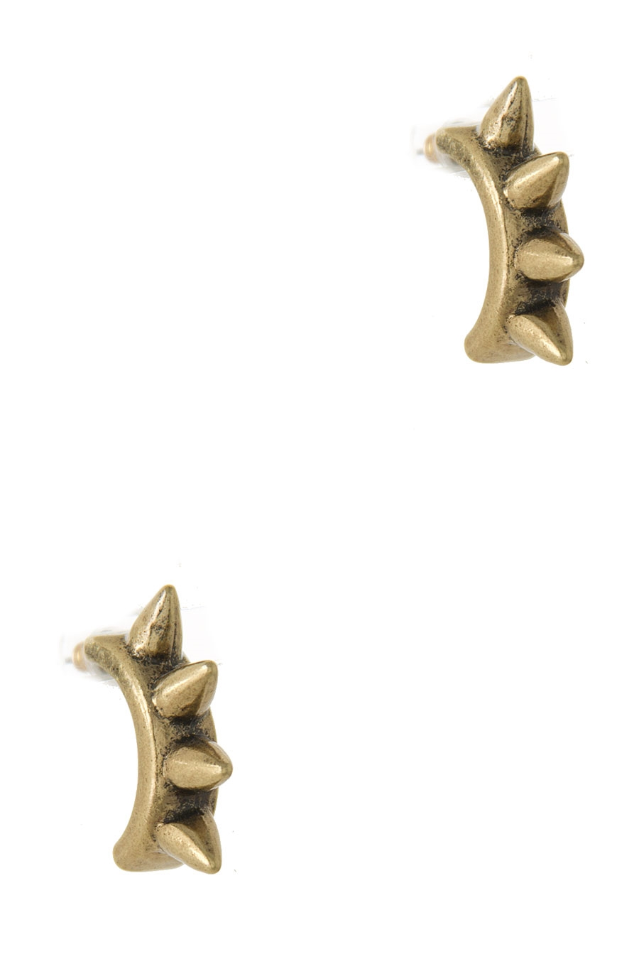 FASHION SPIKE EARRING - orangeshine.com