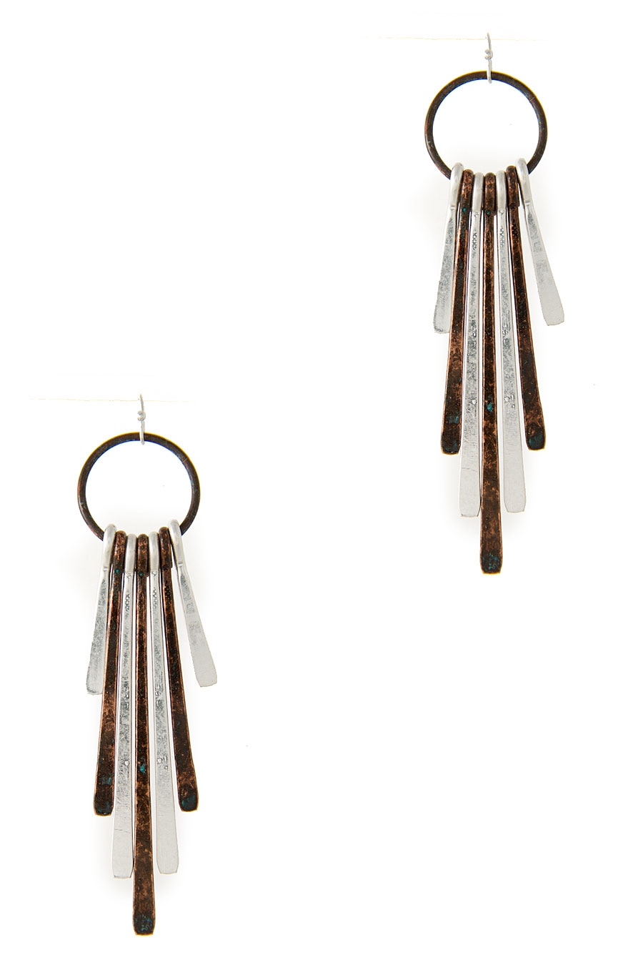 DANGLE BAR DROP EARRING - orangeshine.com
