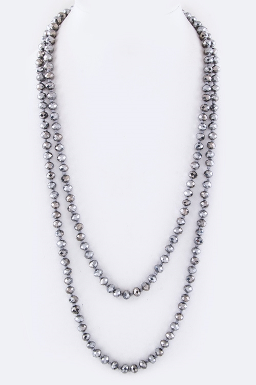 Convertible Knotted Necklace - orangeshine.com