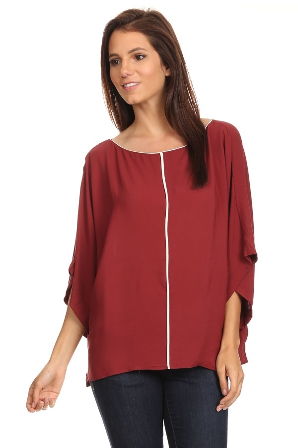 Relaxed Top - orangeshine.com