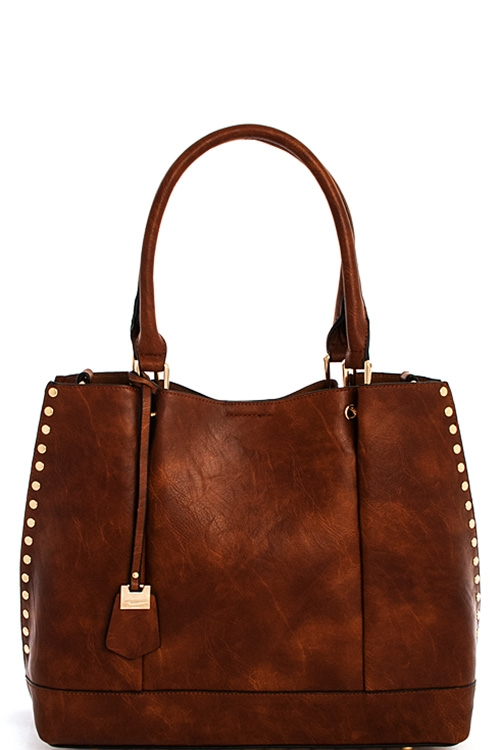 Chic Fashion Satchel - orangeshine.com
