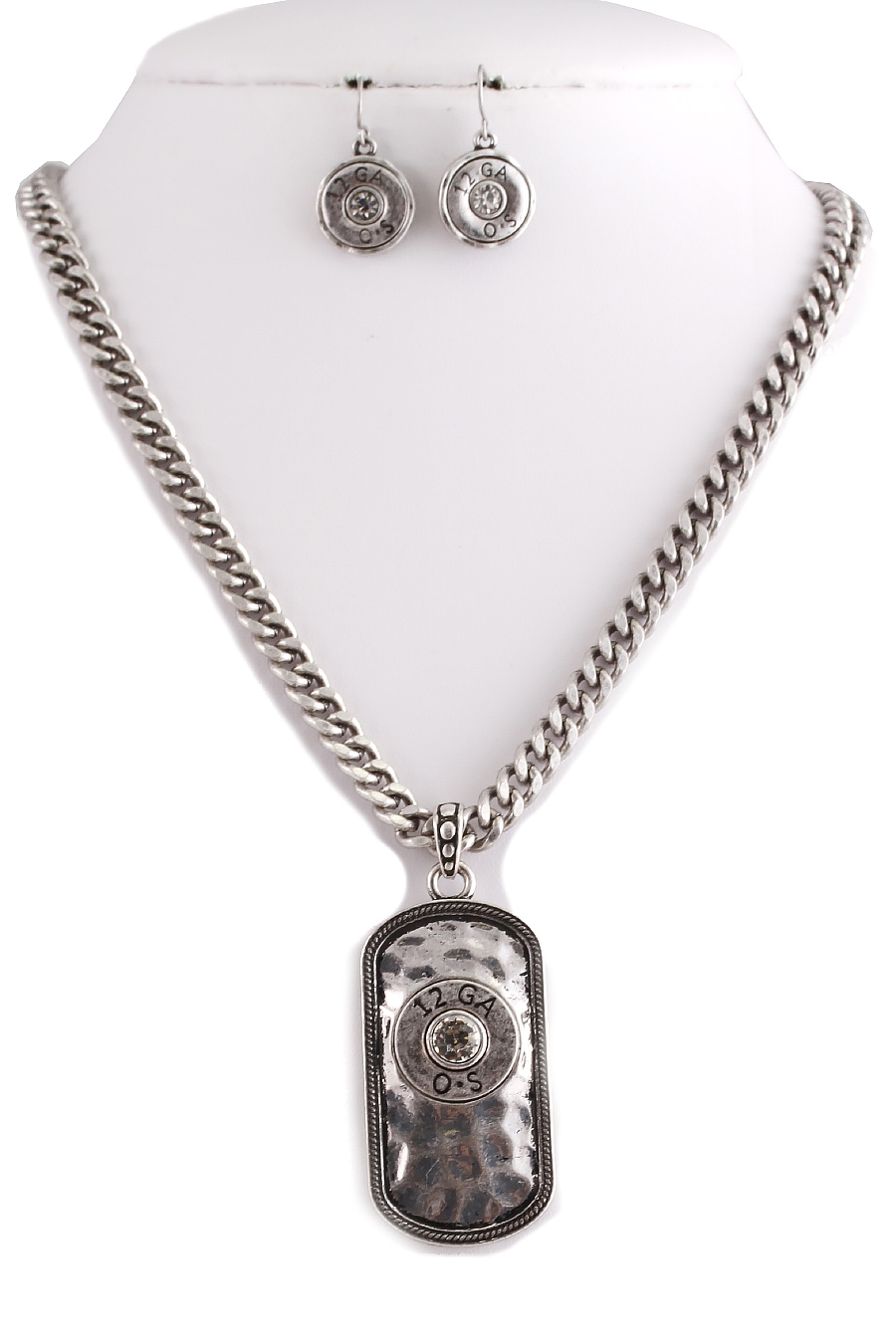 MILITARY DOG TAG NECKLACE  - orangeshine.com