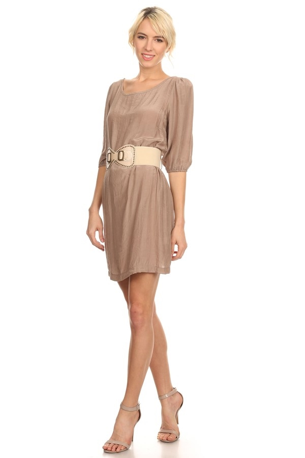 Relaxed Dress - orangeshine.com