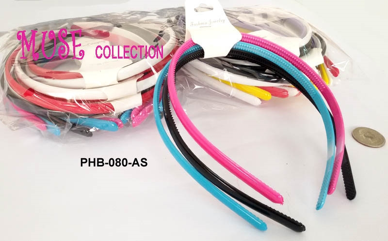 PLASTIC HAIR BAND - orangeshine.com