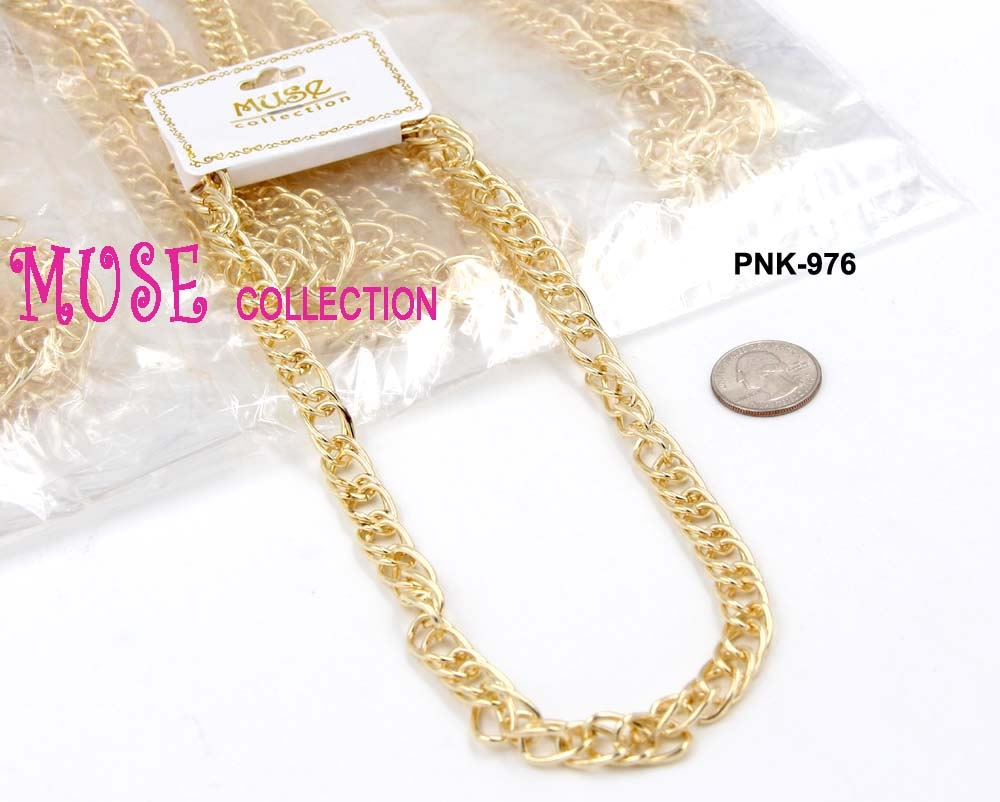 Short Chain Necklace - orangeshine.com