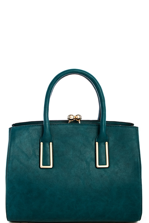 Fashion Trendy Satchel - orangeshine.com