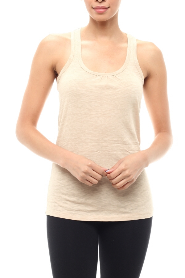 What Slub Tank Top - orangeshine.com