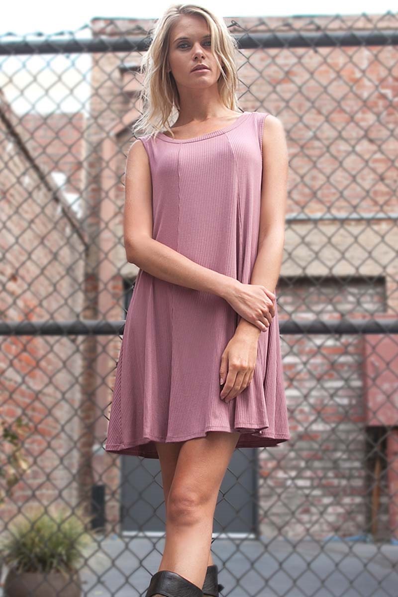 KNIT DRESS - orangeshine.com